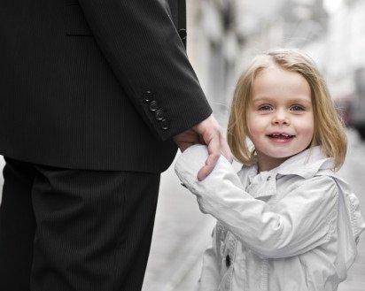 Ребенок и незнакомые взрослые