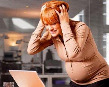 Вопросы, раздражающие беременных