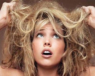Восстанавливаем волосы после отпуска