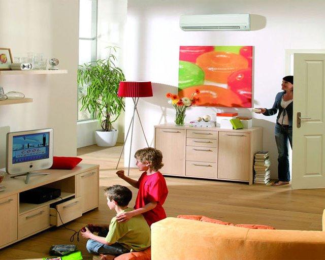 Необходим ли кондиционер в детской комнате?