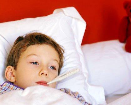 Как подготовить иммунитет ребенка к осени?