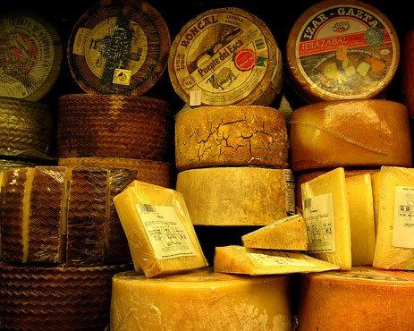 Немного о пользе сыра