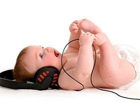 Влияние музыки на детей