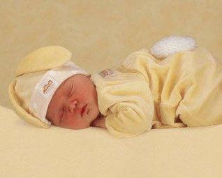 На страже сна новорожденного