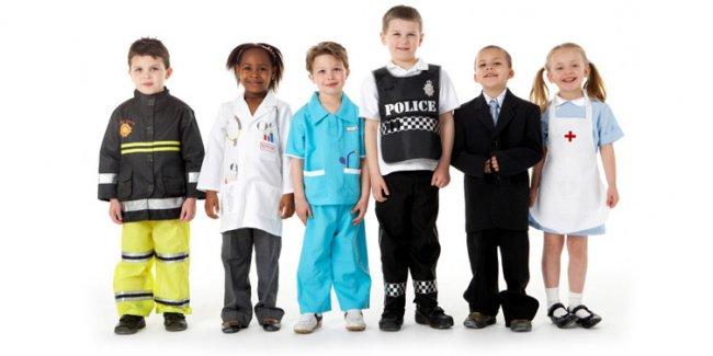 Как определить, какая профессия в будущем будет интересна ребенку?