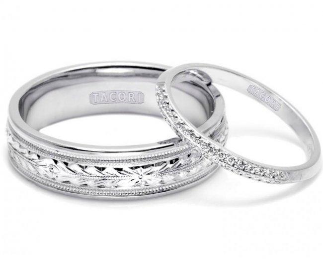 Из какого металла должны быть обручальные кольца?