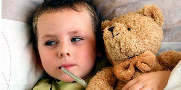 Что делать при гриппе и ОРВИ у ребенка