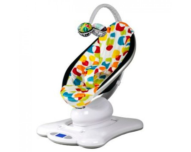 Электронное кресло-качалка MamaRoo