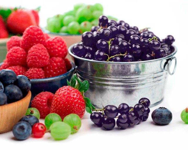 Несколько фактов о пользе ягод