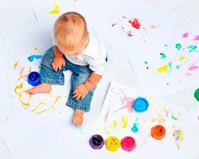 Помогаем ребенку запомнить цвета