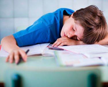 Недостаток сна у детей