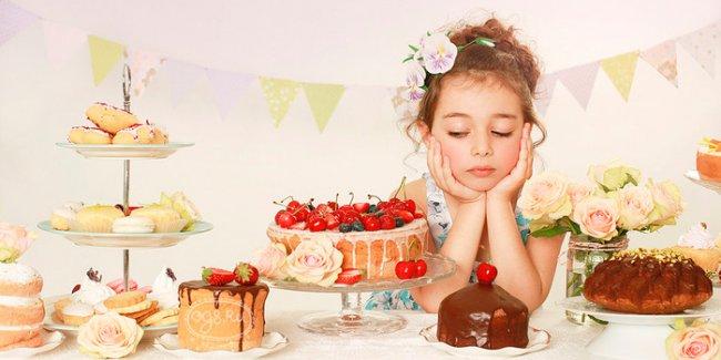 Дети и сладкое: как сохранить зубы
