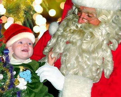 Как подготовить ребенка ко встрече с Дедом Морозом?