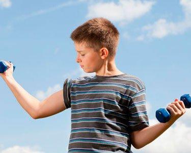 Как накачаться без вреда здоровью. Советы подросткам