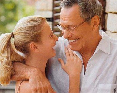Мезальянсные отношения: разница в возрасте