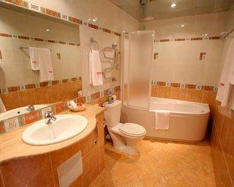 Наводим порядок в ванной комнате