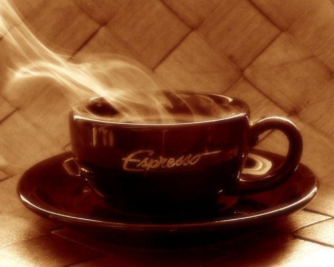 Кофе. Большая польза подтверждена.