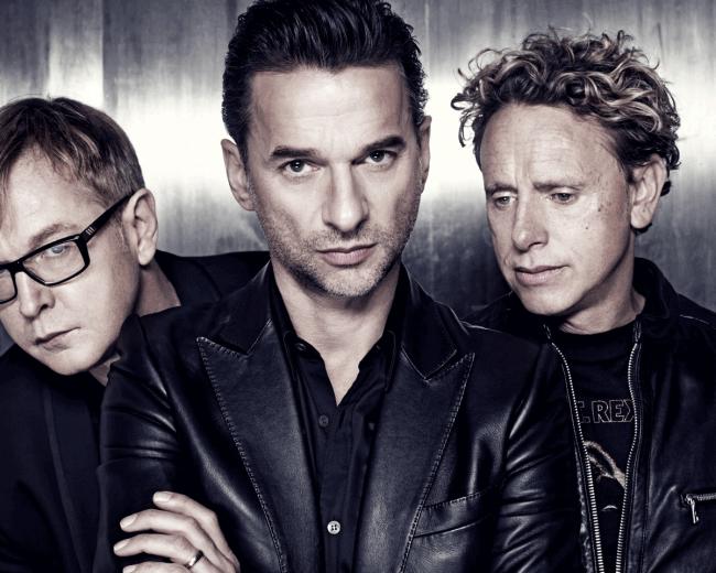 Depeche Mode возвращается в Россию
