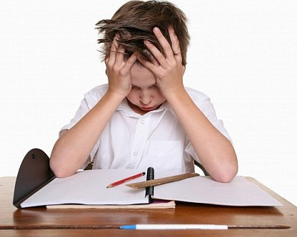 Отчего у ребенка стресс?