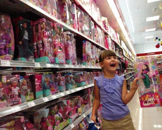 Как реагировать на капризы ребенка в магазине