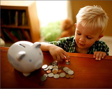 Ребенок и карманные деньги. Советы родителям