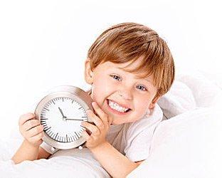 Как научить ребенка планировать время