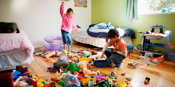 Как хранить игрушки: полезные советы