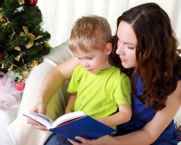 Как правильно читать малышу сказки