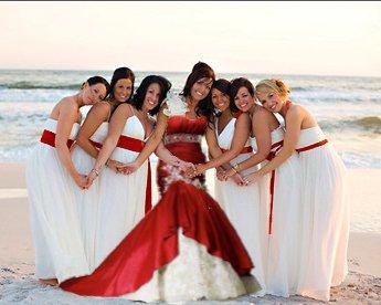 Цвет свадьбы. Какой выбрать?