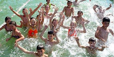 Весна - время выбирать летний лагерь для ребенка!