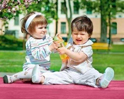 Детские конфликты. Как реагировать?