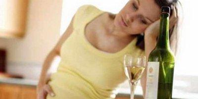 Алкоголь в период беременности