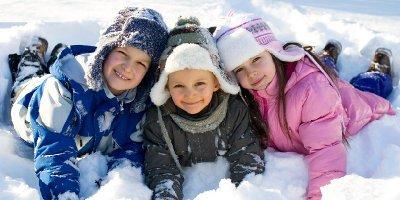 Здоровье ребенка. 10 советов на зиму