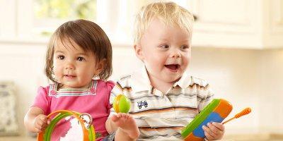 Выбираем игрушки детям до 3 лет