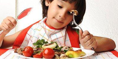 Рациональное питание дошколят