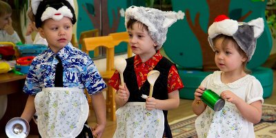 Как подготовиться к утреннику в детском саду?