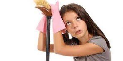Ребенок-подросток не убирает комнату. Что делать?