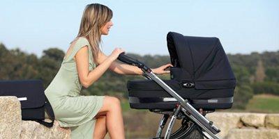 Как выбрать прогулочную коляску?