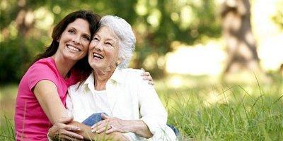 Как строить отношения с мамой в зрелом возрасте
