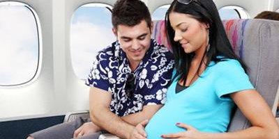 Опасны ли перелеты для беременных?