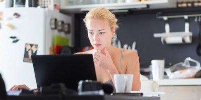 Работа дома. 7 секретов, как не отвлекаться