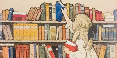 Какие книги приобретать для ребенка до 7 лет?