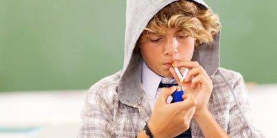 Курение школьников