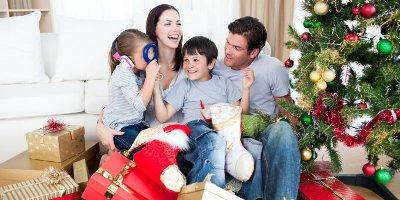 Новогодние традиции в разных семьях