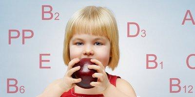 Авитаминоз и гипервитаминоз у детей