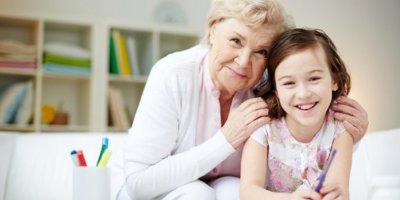 Участие бабушек и дедушек в воспитании ребенка