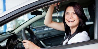 Что нужно знать девушке при выборе автомобиля?