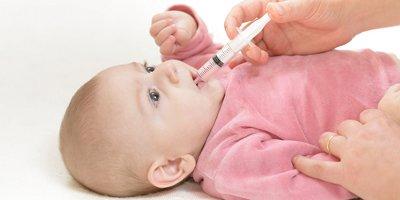 Как правильно дать ребенку лекарство?
