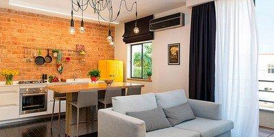 10 идей интерьера для малогабаритных квартир