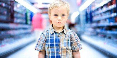 Что делать, если у вас потерялся ребенок?